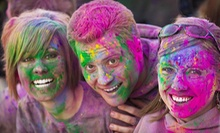 $25 for Race Entry to the Sparkle Me Wild 5K and Two Color Packets ($52 Value)