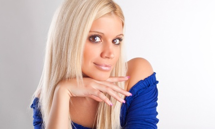 Haircut with Option of Deep Conditioning, Color, or Highlights at Michelle's Hair Color Boutique (Up to67% Off)