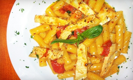 Italian Cuisine for Two or Four at Fratelli&#x27;s Italian Bistro (Up to 51% Off). Four Options Available.