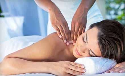 One Massage or Three Massages with One Chiropractic Consultation at Marron Wellness Center (Up to 70% Off)