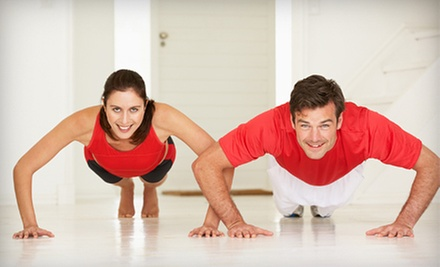 5 or 10 Boot-Camp Classes at Pure Energy Fitness (Up to 72% Off)