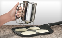 $9.99 for a Chef Buddy Pancake Batter Dispenser ($29.99 List Price). Free Returns.