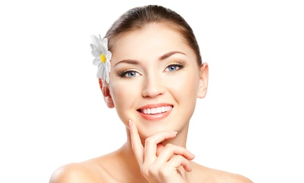 Titan Nonsurgical Face-Lift on Face with Option for Neck at Dermatology and Laser Medical Center (Up to 66% Off)