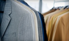 $12 for $25 Worth of Dry Cleaning at Uptown Cleaners