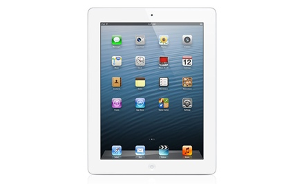 Apple iPad 4 128GB with Retina Display, WiFi & 4G LTE Cellular for Sprint (Unlocked)