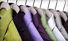 Dry Cleaning or Bridal-Gown Cleaning at Best Cleaners (Up to 60% Off). Three Options Available.