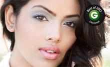 Permanent Eyeliner on Top or Bottom Lid, or Permanent Eyebrow Makeup at From Head To Toe Salon and Spa (Up to 67% Off)