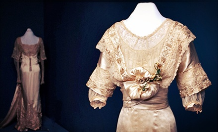 Wedding-Dress-Exhibit Tour for Two or Four at the Pasadena Museum of History (Up to Half Off)