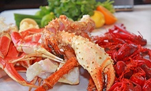 $10 for $20 Worth of Seafood at Firehouse Crawfish