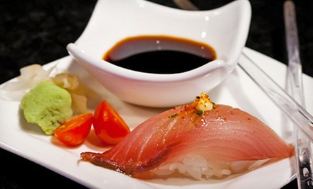 $20 for $40 Worth of Japanese Cuisine and Sushi at Koiji Restolounge 