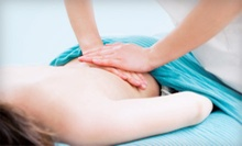 One or Two 60-Minute Custom Massages with Ashley Brunner LMT at Health and Healing Wellness Center (Up to 54% Off) 