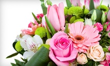 $25 Toward Floral Arrangements