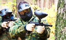 $20 for All-Day Paintball Outing with Equipment Rental, Ammo, and Unlimited Air Refills at Xtreme Kombat ($55 Value)