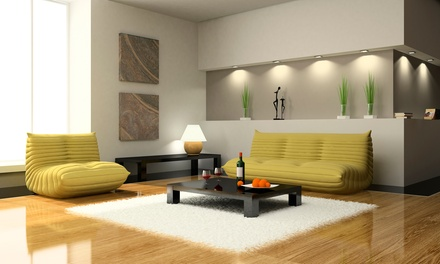 Three Rooms of Carpet Cleaning from GREENCO2 Carpet & Floor Cleaning (60% Off)