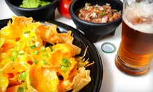 Mexican Cuisine at Amigo Mexican Restaurant (Half Off). Two Options Available.