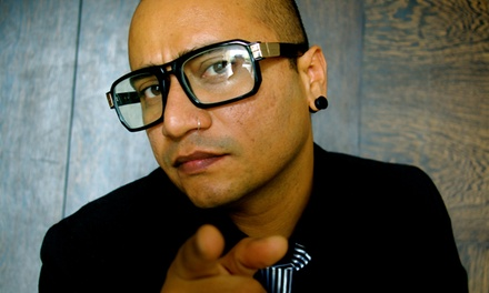 Mumbai's DJ Nasha Live at Los Globos on Friday, February 6 at 10 p.m. (Up to 39% Off)