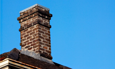 $69 for Chimney Sweep and Inspection from D. Rich Stonework, LLC ($140 Value)