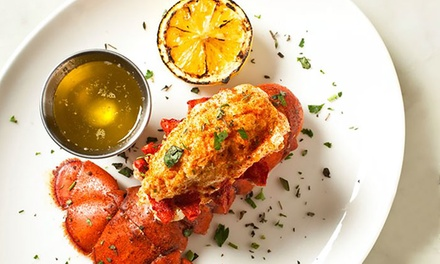 Seafood and Steak at Stanley & Seafort's (Up to 40% Off)