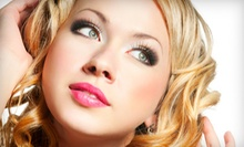 Salon Services at Designing Style Inc. (Up to 54% Off). Four Options Available.