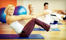 5 or 10 Group Pilates Classes at Pilates Joe (Up to 76% Off)
