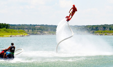 30 Minutes of Flyboarding for One or Two at  Surf and Sky (Up to 44% Off)