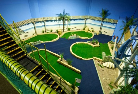 Paradise Island Adventure Golf Sheffield Offers