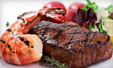 $25 for a Contemporary-Cuisine Dinner for Two at Sly Horse Tavern (Up to $55 Value)