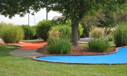 36 Holes of Mini Golf for Two, Four, or Six at Cincinnati Golf Center (Up to 55% Off)