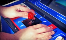 $10 for $18 Worth of Food and Drinks and $2 Worth of Arcade-Game Play at Grinkers Grand Palace ($20 Value)