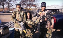 Beginners' Open Play Paintball with Equipment and 250 Balls for 2, 3, or 8 at Badlandz Paintball Field (Up to 71% Off)