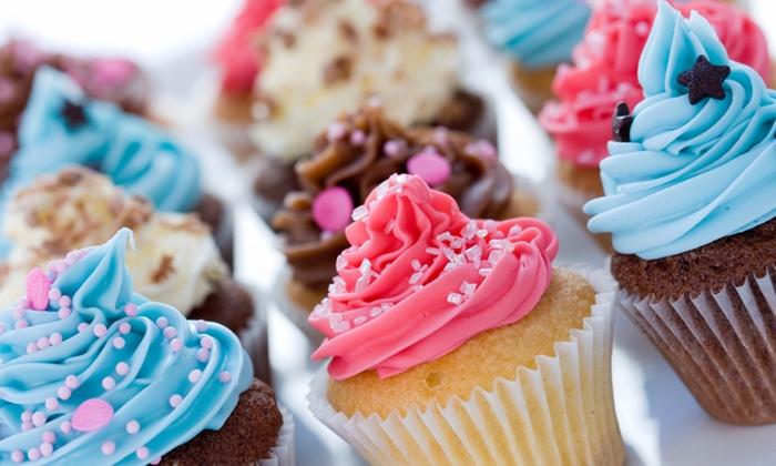The Cookie Jar - Westville: Cupcakes from The Cookie Jar