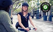 60-Minute Segway Micro Tour of City Landmarks for One or Two from Segway of Richmond (51% Off)