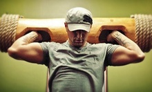 5 or 10 Boot-Camp and Cross-Training Classes at G.I. GYM Bootcamp (73% Off)