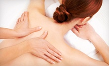 One or Three 60-Minute Swedish or Deep-Tissue Massages at Tri Massage and Spa (Up to 54% Off)