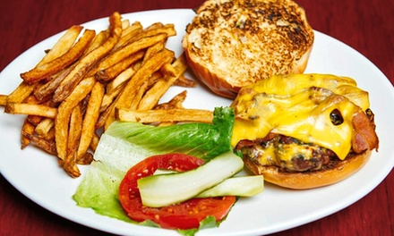 Burger Meal for Two or Four with Appetizers and Beers at O'Neills (Up to 54% Off). Three Options Available.