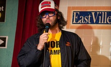 Comedy Show and Popcorn for One or Two at Eastville Comedy Club (Up to 59% Off)