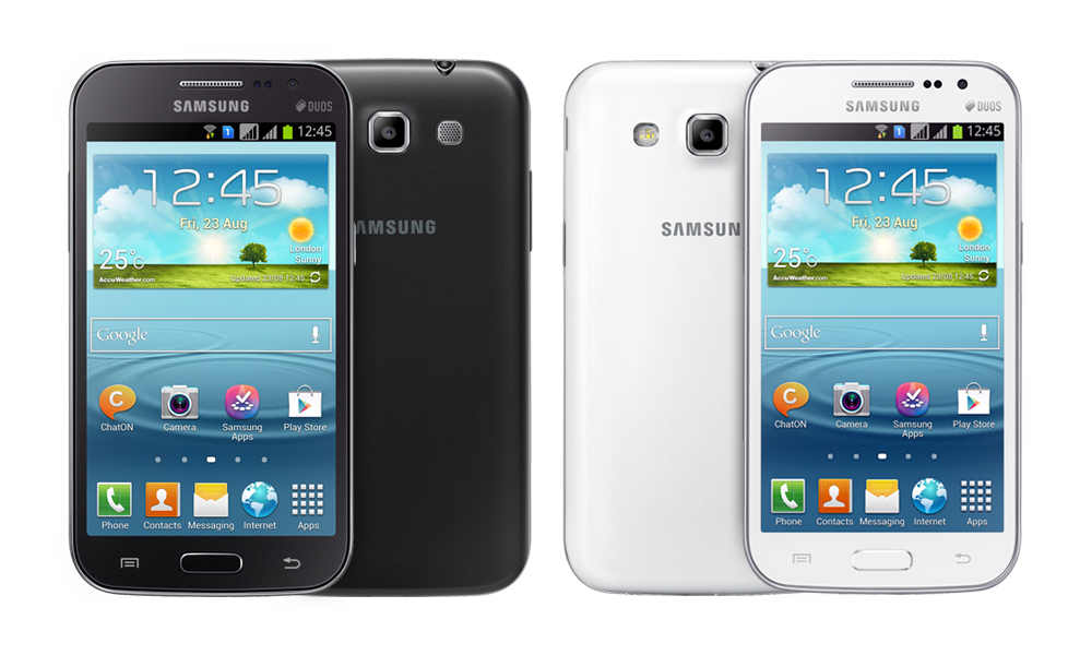 Samsung Galaxy Smartphone from RM259Samsung Galaxy Grand Quattro Grey Colour