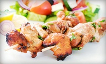 Persian-American Fusion Cuisine at Simply Grille (Half Off). Two Options Available.