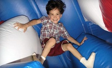 $30 for Six Open-Play Sessions at Jump!Zone ($60 Value)