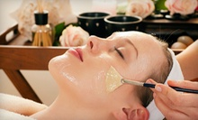 One or Two Chemical Peels At Oasean Spa &amp; European Perfectionist (Up to 77% Off)
