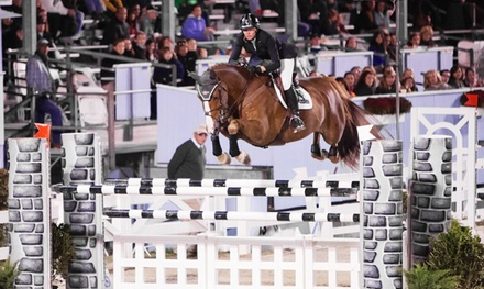 Two or Four Tickets to the Devon Horse Show Fall Classic and Festival Plus a Parking Pass (Half Off)