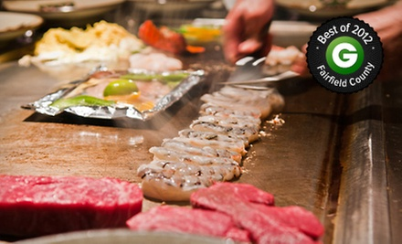 $25 for $50 Worth of Hibachi Dinner at Banzai Hibachi