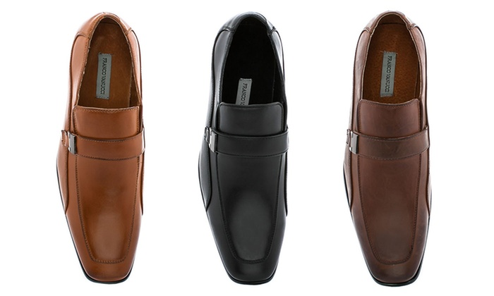 Franco Vanucci Men s Slip-On Dress Shoes