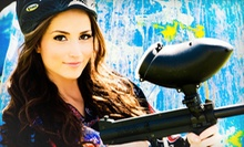 $30 for an All-Day Paintball Outing for Six with Equipment Rental from Paintballtickets.com (Up to $132 Value)