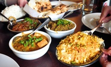 C$10 for C$20 Worth of Traditional Indian Food at New Passage to India