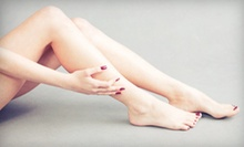 $28 for Manicure and Spa Pedicure or Two Shellac Manicures at Tangles Hair Salon ($60 Value) 