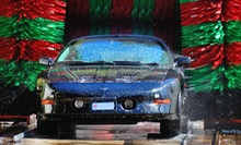 $25 or $50 Gift Card for Car Washes at Ultimate Car Wash (52% Off)