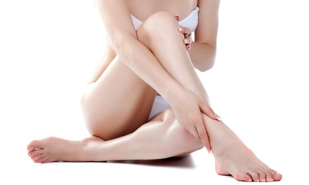 Three or Six Laser Hair-Removal Treatments on a Small, Medium, or Large Area at Organic Element Spa NY (87% Off)