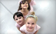$99 for a Kids' Dance Camp on August 26–30 at Portland Festival Ballet ($225 Value)