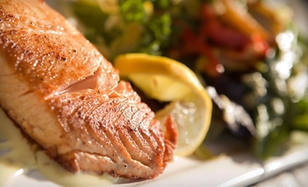 $12 for $25 Worth of Bistro Cuisine and Drinks at Bistro 109